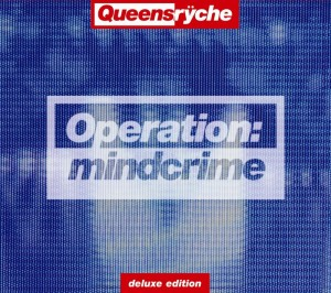"""Operation: Mindcrime"" (expanded edition) by Queensryche"