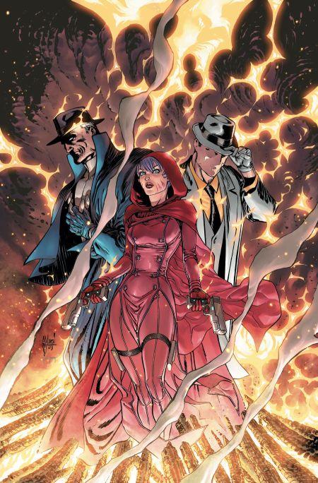 """Trinity Of Sin"" #1"