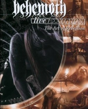 """The Art of Rebellion: Live"" by Behemoth"