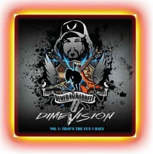 """Dimevision Vol. 1: This Is The Fun I Have"" by Dimebag Darrell"