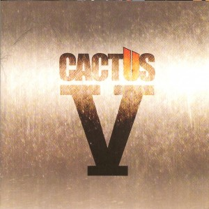 """V"" by Cactus"