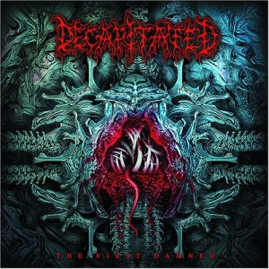 """The First Damned"" (remaster) by Decapitated"