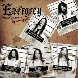 """Monday Morning Apocalypse"" by Evergrey"