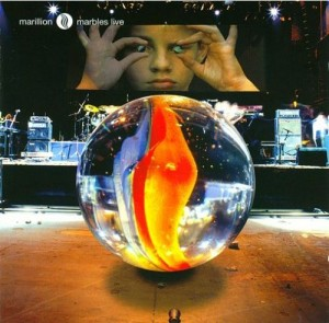 """""""Marbles Live"""" by Marillion"""