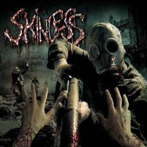 """Trample The Weak, Hurdle The Dead"" by Skinless"