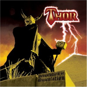 """""""Devastation Of Musculation"""" by Thor"""