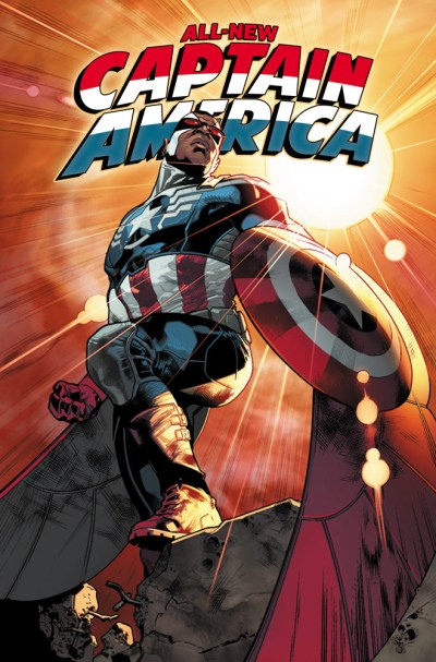 Comic - All New Captain America 1- 2014