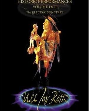 """Historic Performances, Vol. I & II The Electric Sun Years"" by Uli Jon Roth"