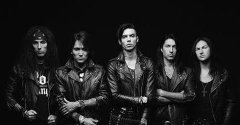 Photo - Black Veil Brides - 2014