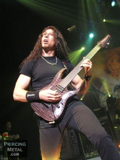 chris broderick, megadeth, megadeth concert photos