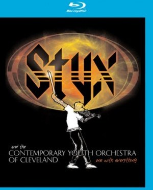 """One With Everything"" [Blu-ray] by Styx"