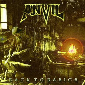 """""""Back To Basics"""" (remaster) by Anvil"""