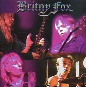 """Long Way To Live"" by Britny Fox"