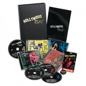 """""""Hollywood Rocks: Audio Companion"""" by Various Artists"""
