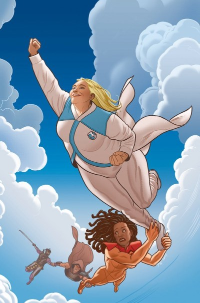Comic - Harbinger Faith 0 - 2014