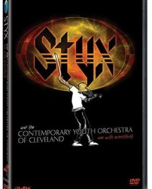 """""""One With Everything"""" (DVD) by Styx"""