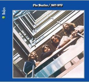 """""""The Beatles: 1967-1970″/""""The Blue Album"""" (remaster) by The Beatles"""