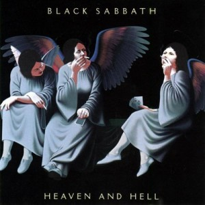 """""""Heaven And Hell"""" (remaster) by Black Sabbath"""