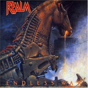 """Endless War"" (re-issue) by Realm"