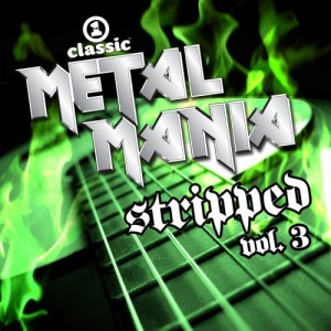 """Metal Mania Stripped Vol. 3"" by Various Artists"