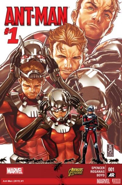Comic - Ant-Man 1 - 2015