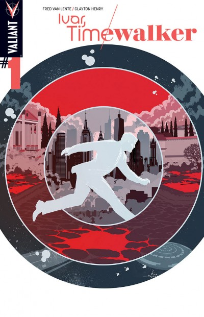 Comic - Ivar Timewalker 1 - 2014