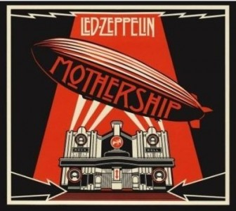 """""""Mothership: The Very Best Of Led Zeppelin""""  by Led Zeppelin"""