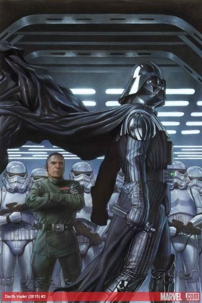 Comic - Darth Vader 2 - 2015