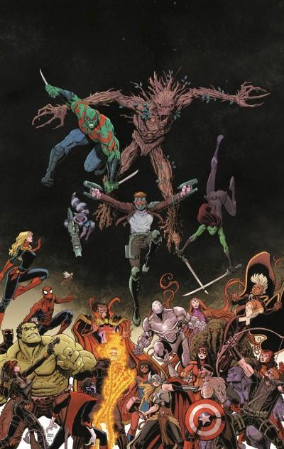 Comics - Guardians Team-Up 1 - 2015