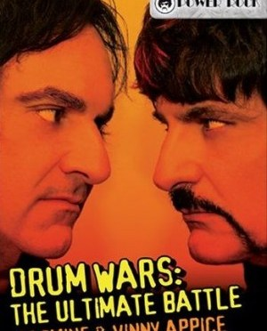 """Drum Wars: The Ultimate Battle"" by Carmine & Vinny Appice"