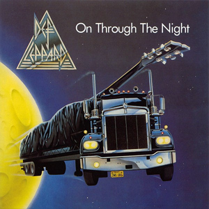 """Def Leppard's """"On Through The Night"""" Still Driving At 35 Years"""