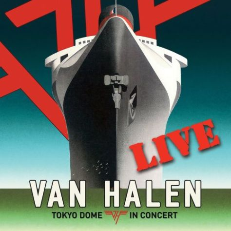 van halen, album covers