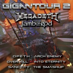 """Gigantour 2"" by Various Artists"