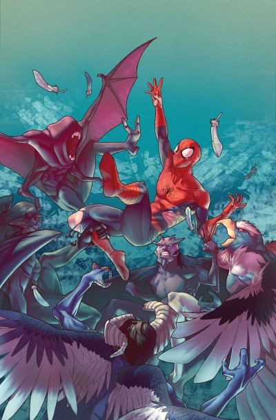 Comic - Amazing Spider-Man Special 1 - 2015