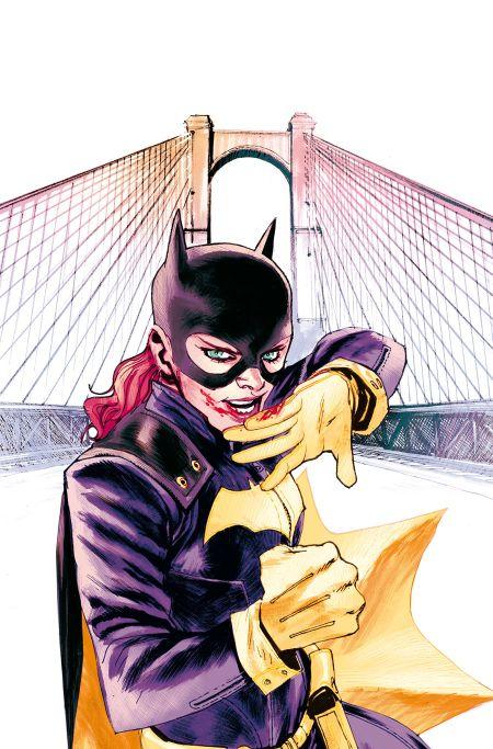 """""""Batgirl Endgame"""" #1"""