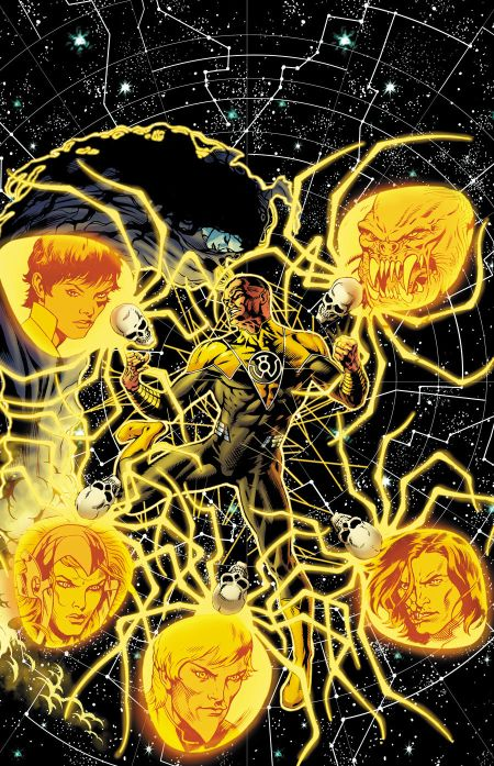 """""""Sinestro Annual"""" #1"""
