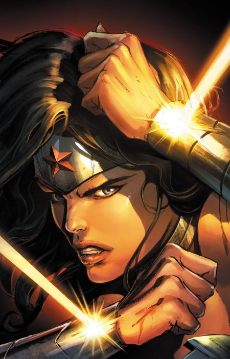 """Wonder Woman Annual"" #1"