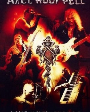 """""""Live Over Europe"""" by Axel Rudi Pell"""
