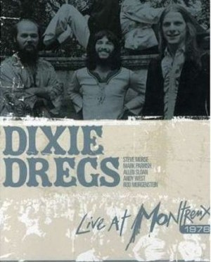 """Live At Montreux 1978"" (DVD) by Dixie Dregs"