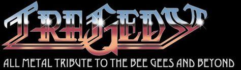 Logo - Tragedy Metal Bee Gees