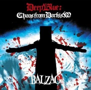 """Deep Blue: Chaos From Darkism"" by Balzac"
