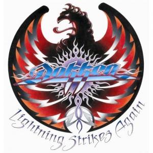 """""""Lightning Strikes Again"""" by Dokken"""
