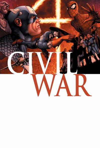True Believers: Civil War #1