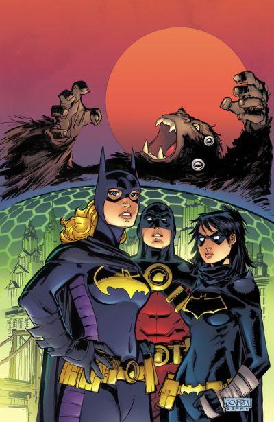 Comic - Convergence - Batgirl 1 - 2015