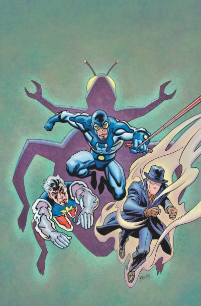 Convergence: Blue Beetle #1