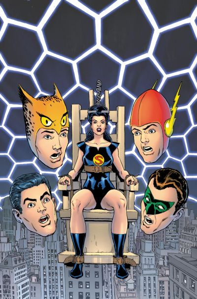 """""""Convergence: Crime Syndicate"""" #1"""