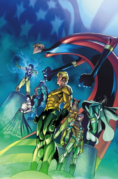 Convergence: Justice League America #1