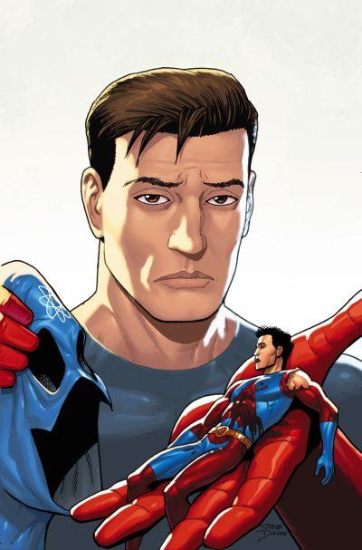 Comic - Convergence - The Atom 1 - 2015