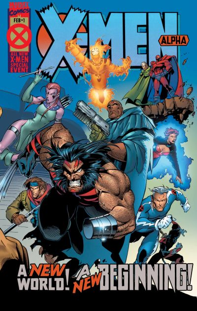 True Believers: X-Men Alpha #1