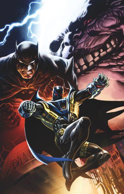 Convergence: Batman Shadow Of The Bat #1